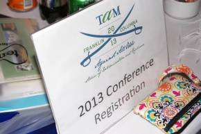 The most wonderful time of the year: TAM 2013