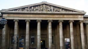 British Museum front facade