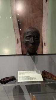 Mummy head!