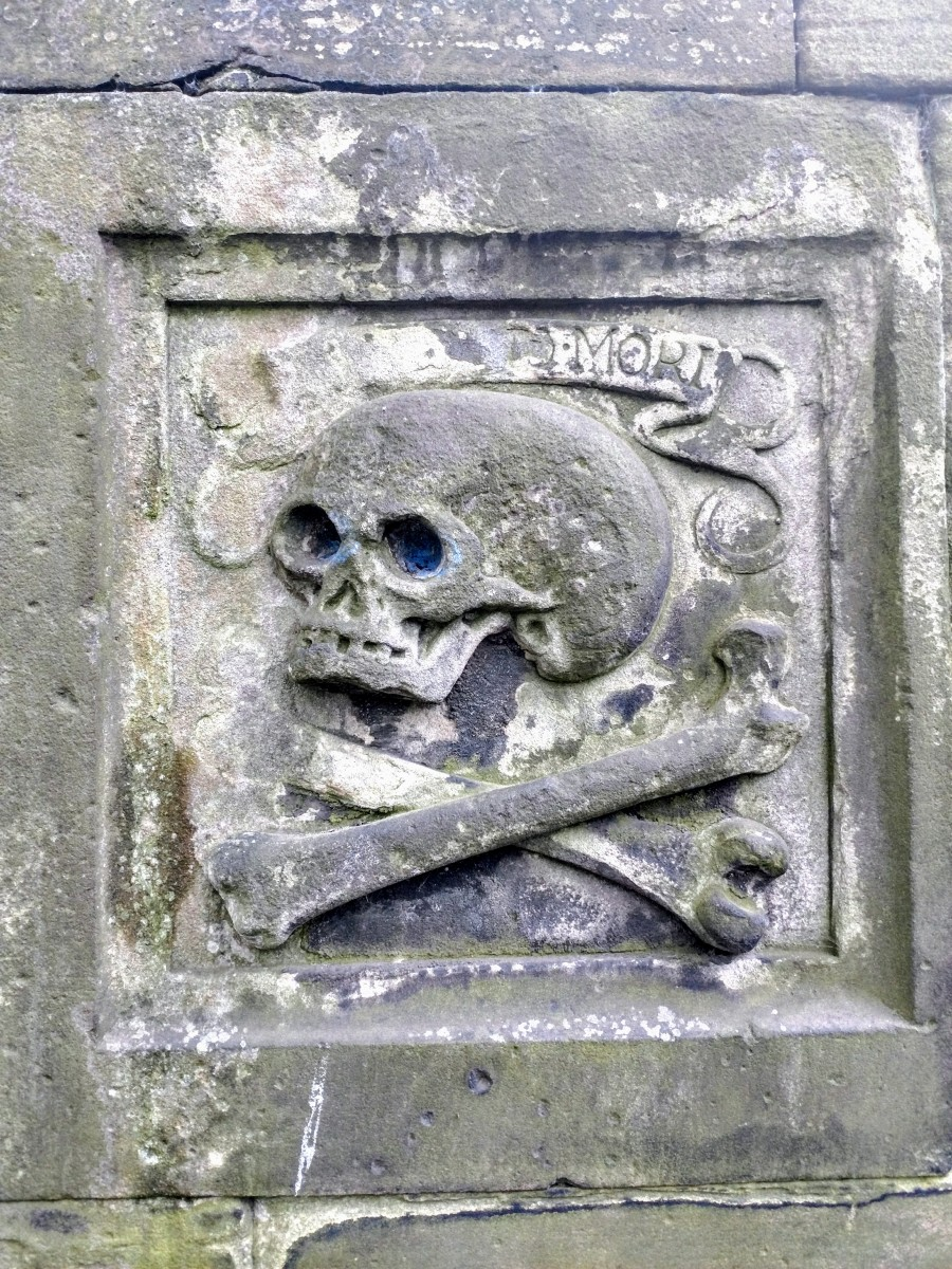 Auld Reekie: Murder, Cemeteries, & Plague... again.